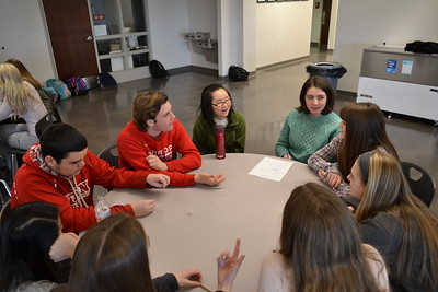 2018 Leadership Workshop for National Honor Society students
