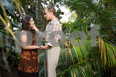 Once On This Island Promotional Pics