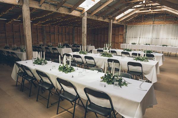 Rhys & Temika's Wedding - Reception