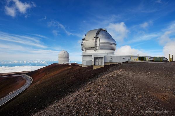 Mauna Kea Visit 2014
