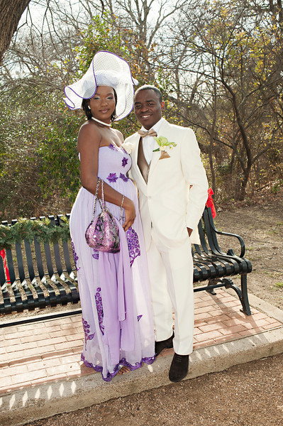 Fifame & Kayode wedding - photos by Ed