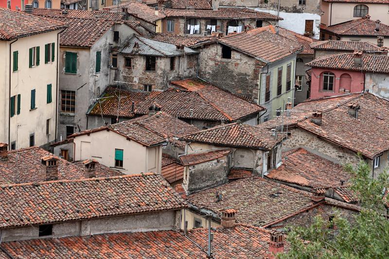 Barga Rooftops