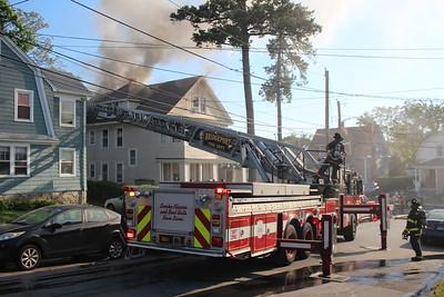 2nd Alarm - 8 Manhattan Ave Bridgeport, CT - 5/19/2021