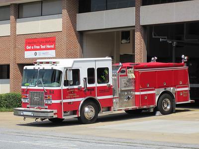 Georgia Fire Apparatus