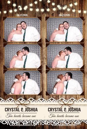 Photo Strips - 4/27/19 - Joshua & Crystal