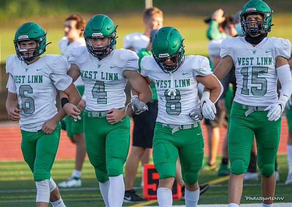 2021 Fall West Linn Lions Varsity Football