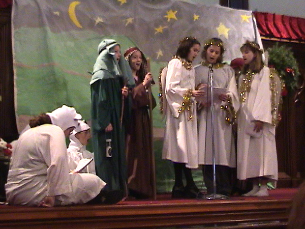 Christmas Pageant 2002