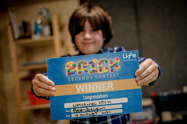 18.08.21 - Lego Competition