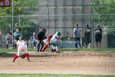 WBHS Softball at Alliance