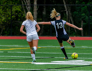 Set two, First half: Girls Varsity Soccer v University Prep, 09/14/2019