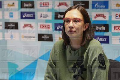 18.11.2017  Пресс-конференция с Екатериной Гамовой (Ильнар Тухбатов)