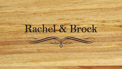 09.03 Rachel & Brock