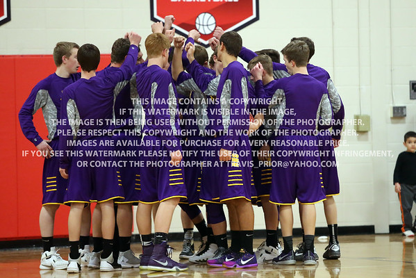 2016 Bayfield High School Boys Varsity vs Ignacio January 26