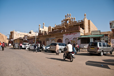Jaisalmer - Palace on Wheels