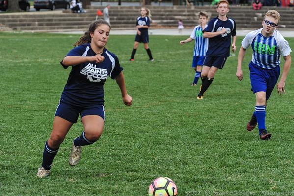 ASCS - 2017 : Soccer v IHM