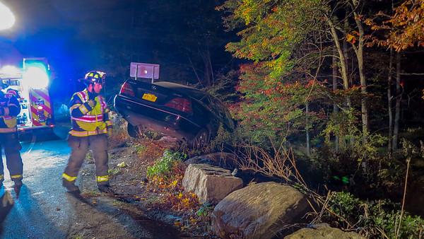 10-23-17 MVA With Injuries, Bear Moutain Bridge Road
