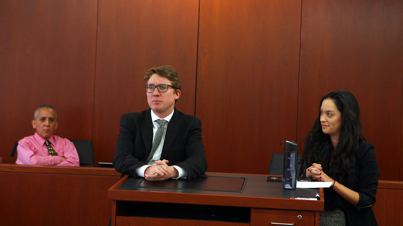 GW Law Hosts Washington Center for Internships and Academic Seminars