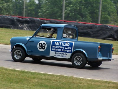SVRA Vintage Grand Prix at Mid-Ohio - 25-26 June '05