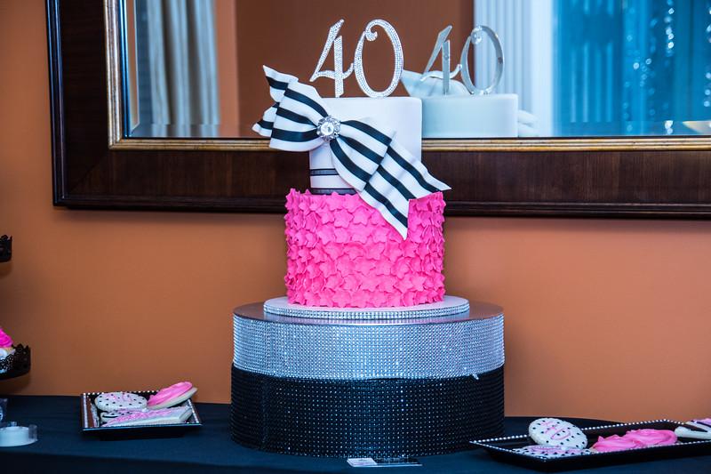 Melanie B - 40th Birthday Celebration