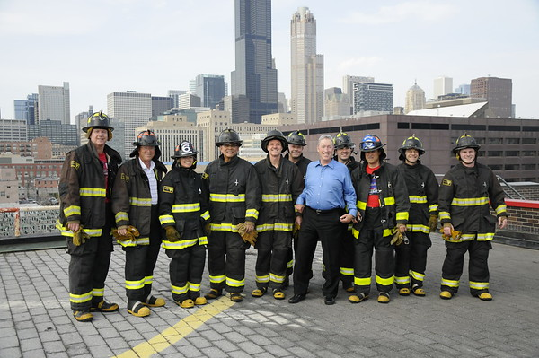 2015-05-7   CEO Firefighters for a day