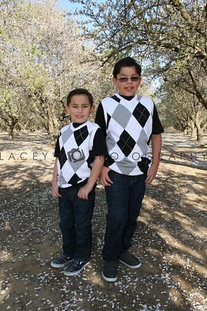 Garcia Boys 2012