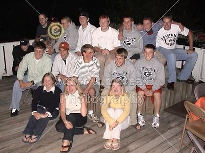 2002 Varsity Football