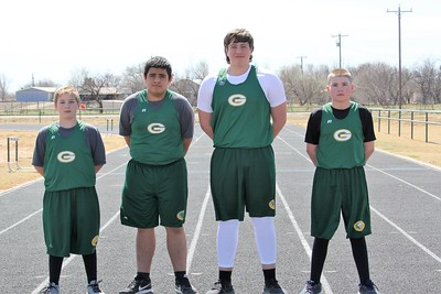 Jr. High Boys Track