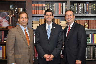 Paul Ryan Reception