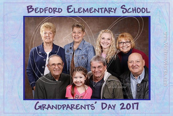 Grandparents' Day 2017 Thursday