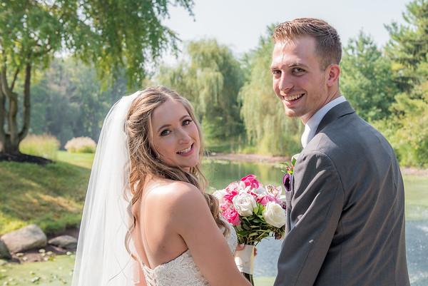Alyssa & Jamie's Wedding