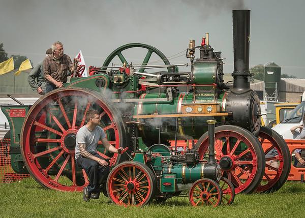 Smallwood Vintage Rally 2016