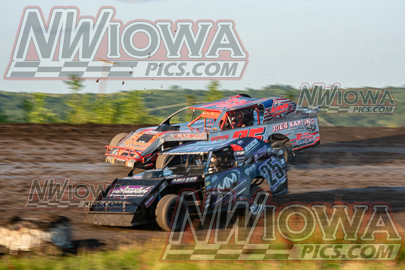 Park Jefferson Dirt Knights 7-22-19
