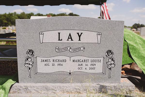 Lay Memorial Service