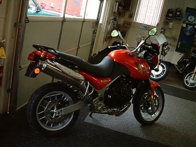 2005 Triumph Tiger