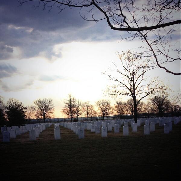 Arlington National Cemetery. Photo Brook R.