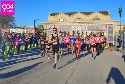 Donna 10k 2017 Start & Mid Race