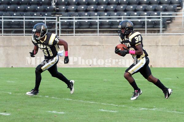 UAPB VS TSU Football 2013
