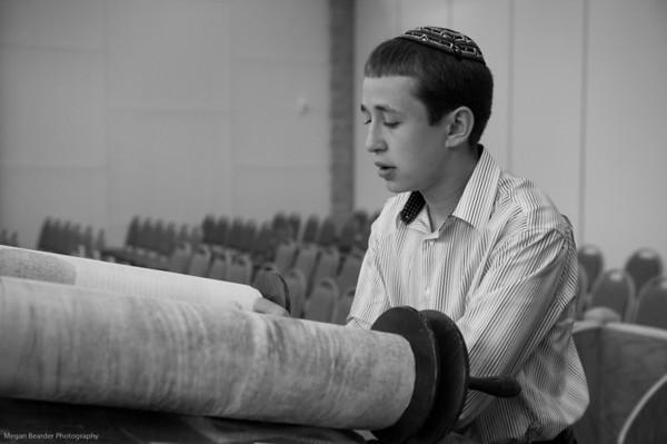 Synagogue- black & white