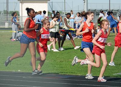 FBISD District Track Prelims: Mile/Field Finals 03.31.09