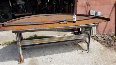 Industrial Table MKII