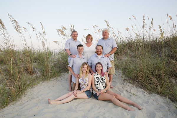 The Olerta  Family
