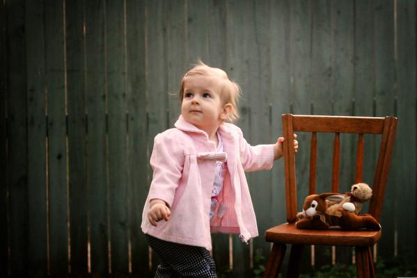 Vera Callon 12 months old