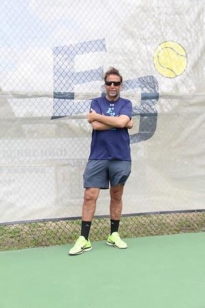 Men's Tennis - 2018