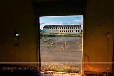 military barracks, Mare Island