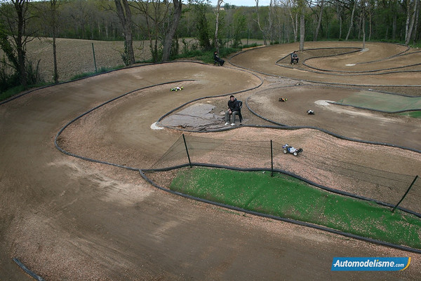 Open Brushless Castres - 22 avril 2012