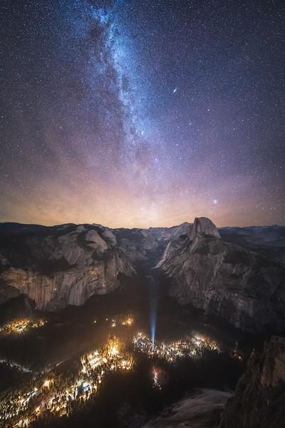 california landscape photography, yosemite national park