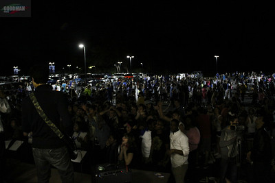 Ladue Homecoming Bonfire 2011
