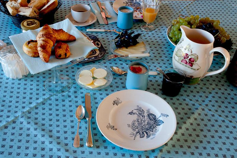Breakfast in Provence