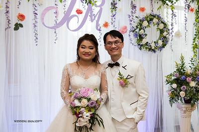 Diêp-Hoàng Wedding Reception