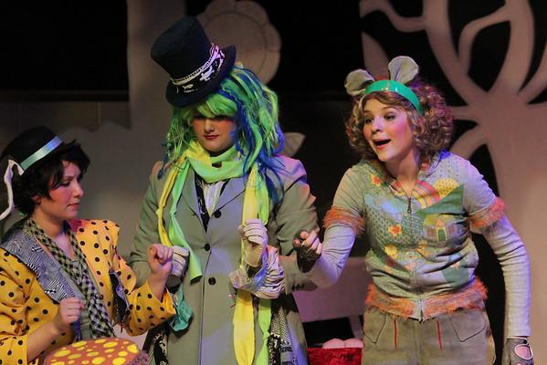 Alice in Wonderland - GRCHS - Apr 2012